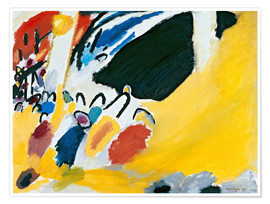 Poster  Impression III (Concert) - Wassily Kandinsky