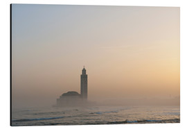 Tableau en aluminium  Casablanca - Ian Cuming
