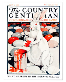 Poster  Cover of Country (White Rabbit) - Remsberg