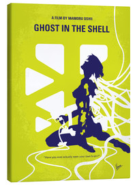 Tableau sur toile  Ghost in the Shell (anglais) - chungkong