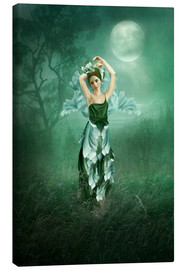 Tableau sur toile  Dreaming under the moon