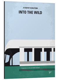 Tableau en aluminium  Into the Wild (anglais) - chungkong