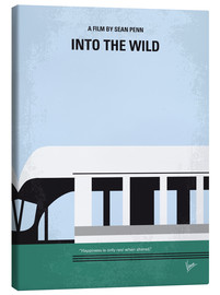 Tableau sur toile  Into the Wild (anglais) - chungkong