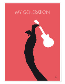 Poster The Who, My Generation