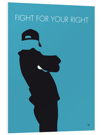 Tableau en PVC  Beastie Boys, Fight for your right - chungkong