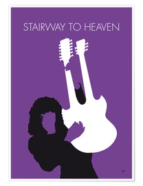 Poster Led Zeppelin, Stairway to heaven