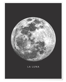 Poster  La Luna - Finlay and Noa