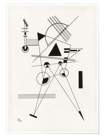 Poster  Lithographie I - Wassily Kandinsky