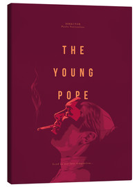 Tableau sur toile  The Young Pope (anglais) - Fourteenlab