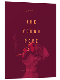 Tableau en PVC  The Young Pope (anglais) - Fourteenlab