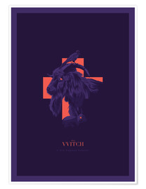 Poster  The Witch - Fourteenlab