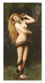 Poster  Lilith - John Collier