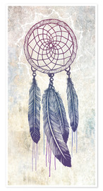 Poster  Dream Catcher - Rachel Caldwell