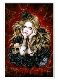 Poster Mad Queen Alice