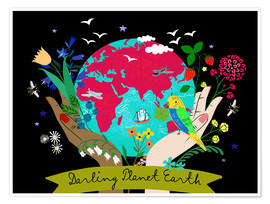 Poster Darling Planet Earth