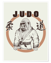 Poster  Judo