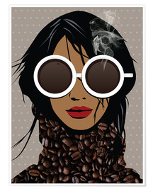 Poster Coffee Lover