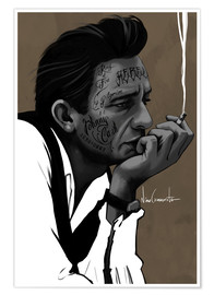 Poster Johnny Cash