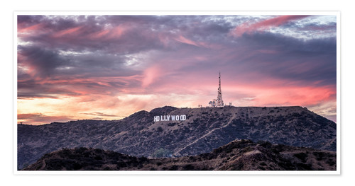 Poster Les collines d'Hollywood