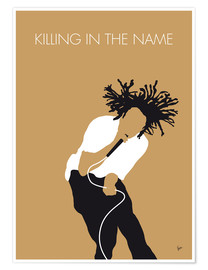 Poster Rage Against the Machine, Killing in the name