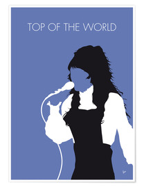 Poster Carpenters, Top Of The World