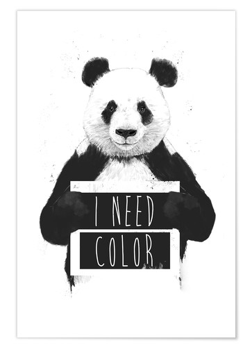Poster I need color