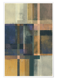 Poster Abstract Geometry No 19