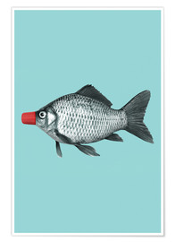 Poster SOY SAUCE FISH