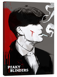 Tableau sur toile  Peaky Blinders - Tommy Shelby - 2ToastDesign