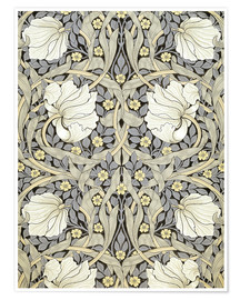 Poster  Mouron - William Morris