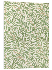 Tableau en PVC  Saule - William Morris