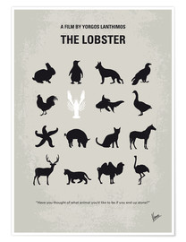 Poster The Lobster (anglais)